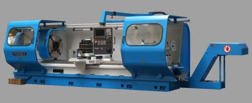 New Heavy Duty Flat Bed CNC Lathes